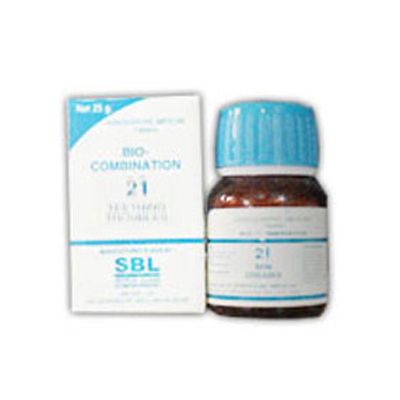 Buy SBL Homeopathy Bio Combination Salts Teething Troubles 21 Online MY