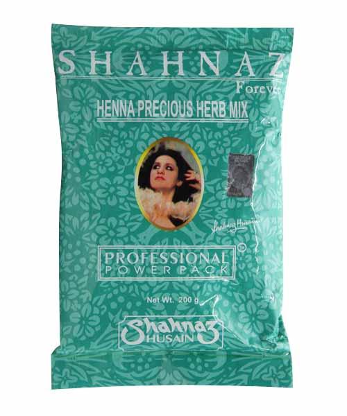Buy Shahnaz Husain Henna Precious Herb Mix Online FR