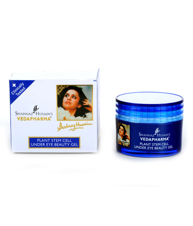 Buy Shahnaz Husain Plant Stem Cell Under Eye Beauty Gel Online FR