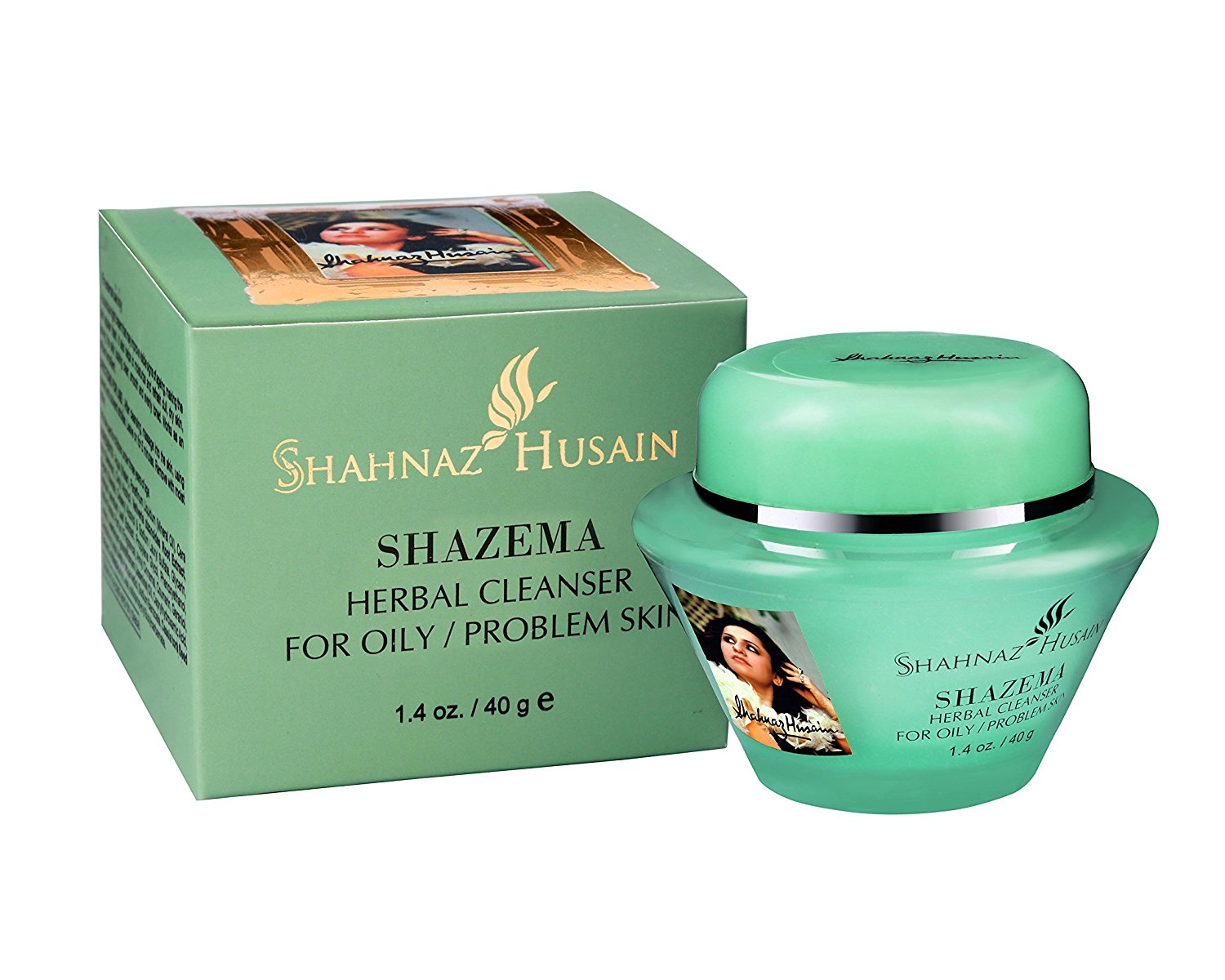 Buy Shahnaz Husain Shazema Herbal Cleanser for Oily / Problem Skin Online MY