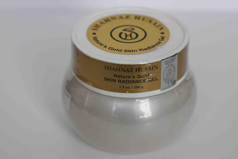 Buy Shahnaz Natures Gold Skin Radiance Gel Online FR