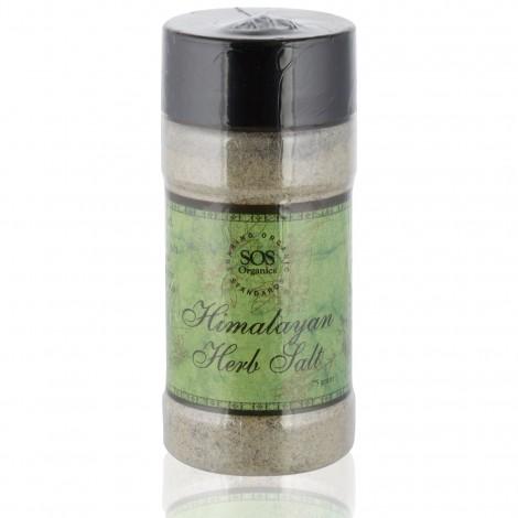 Buy SOS Organics Himalayan Herb Salt Online FR