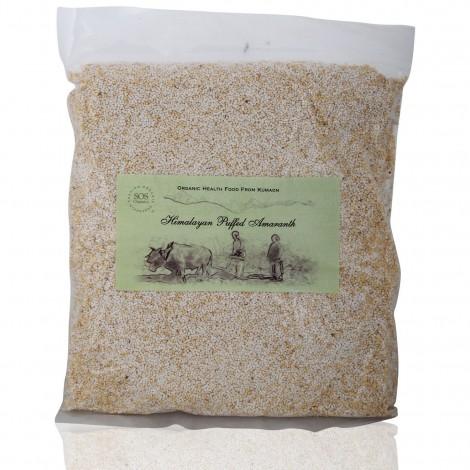 Buy SOS Organics Himalayan Puffed Amaranth (Raajgira) Online MY