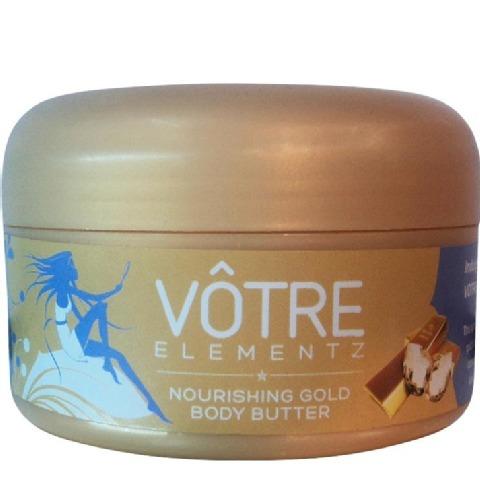 Buy Votre Nourishing Gold Body Butter Online MY