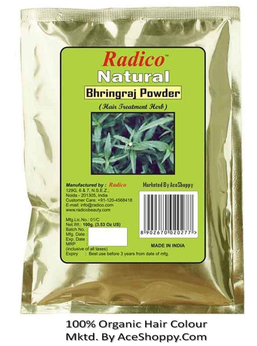 Buy Radico Organic Bhringraj Powder Online FR