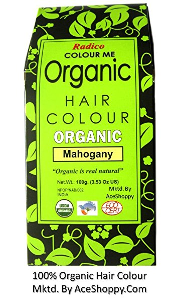 Buy Radico Organic Hair Color Champagne Blonde Online MY