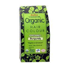 Buy Radico Organic Hair Color Mahogany Online FR