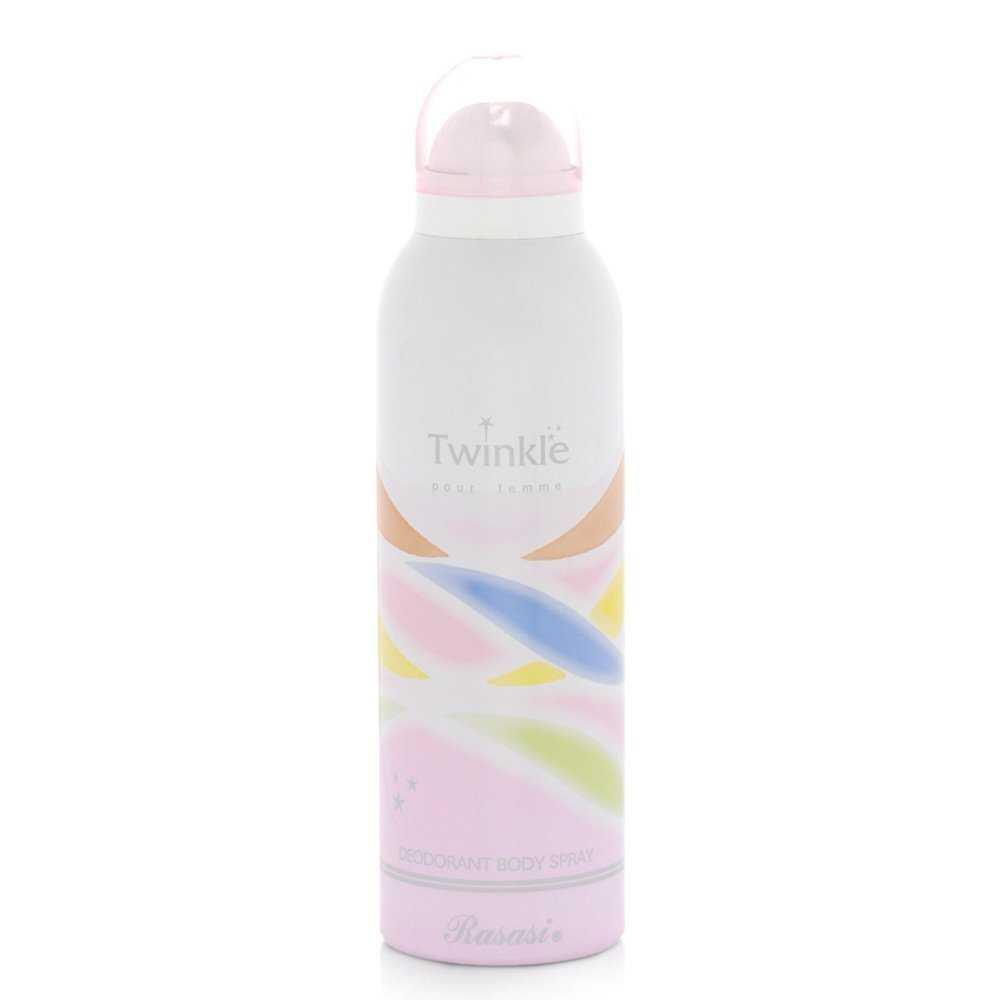 Buy Rasasi Twinkle Pour Femme Deodorant Online MY