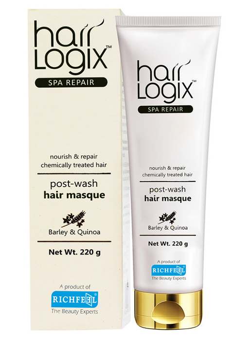 Buy Richfeel Hair Logix Spa Repair Hair Masque Online FR