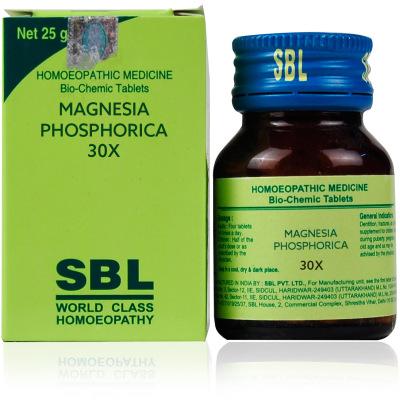 Buy SBL Magnesia Phosphoricum 30X Online MY