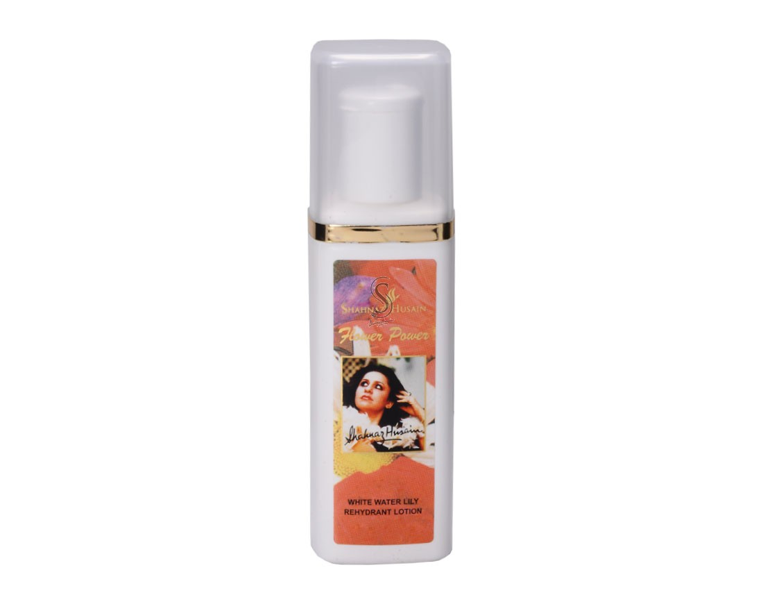 Buy Shahnaz Husain Flower Power White Water Lilly Rehydrant Lotion Online MY