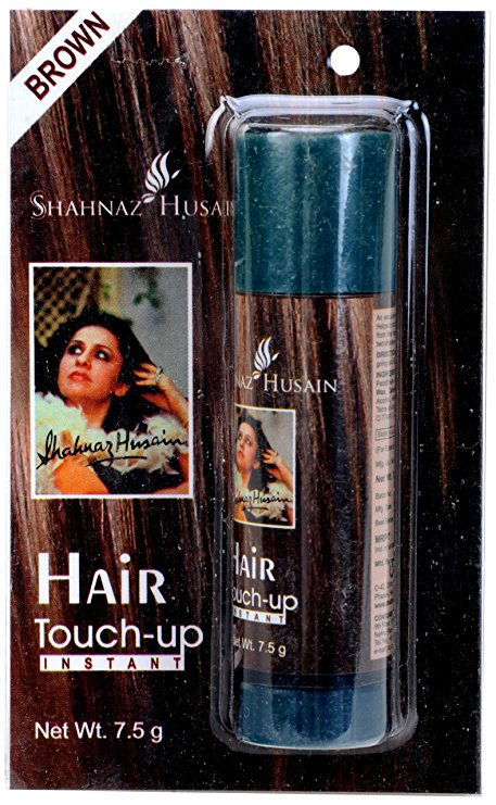 Buy Shahnaz Husain Hair Touch Up - Brown Online FR
