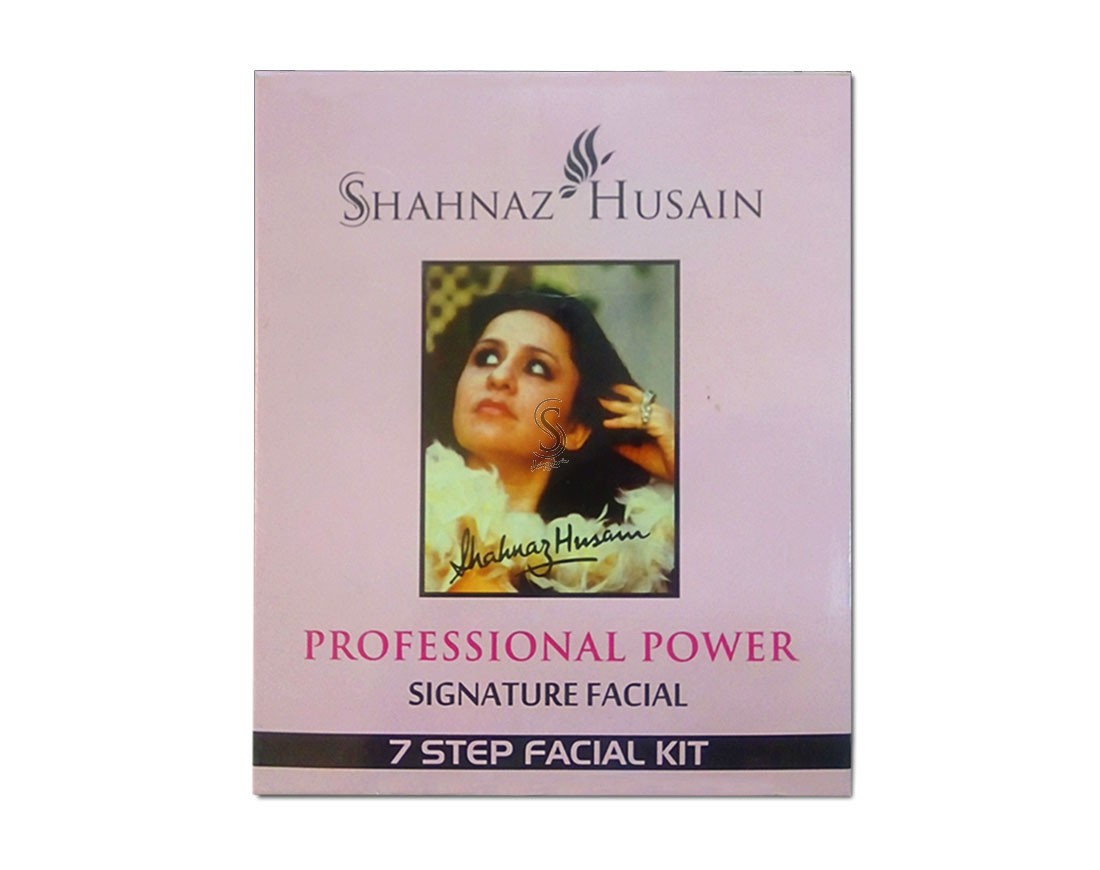 Buy Shahnaz Husain Professional Power Signature Facial Online FR