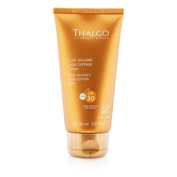Buy Thalgo Age Defence Sun Lotion SPF 30 Online FR