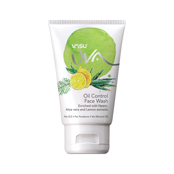Buy Vasu UVA Oil Control Herbal Face Wash Online FR