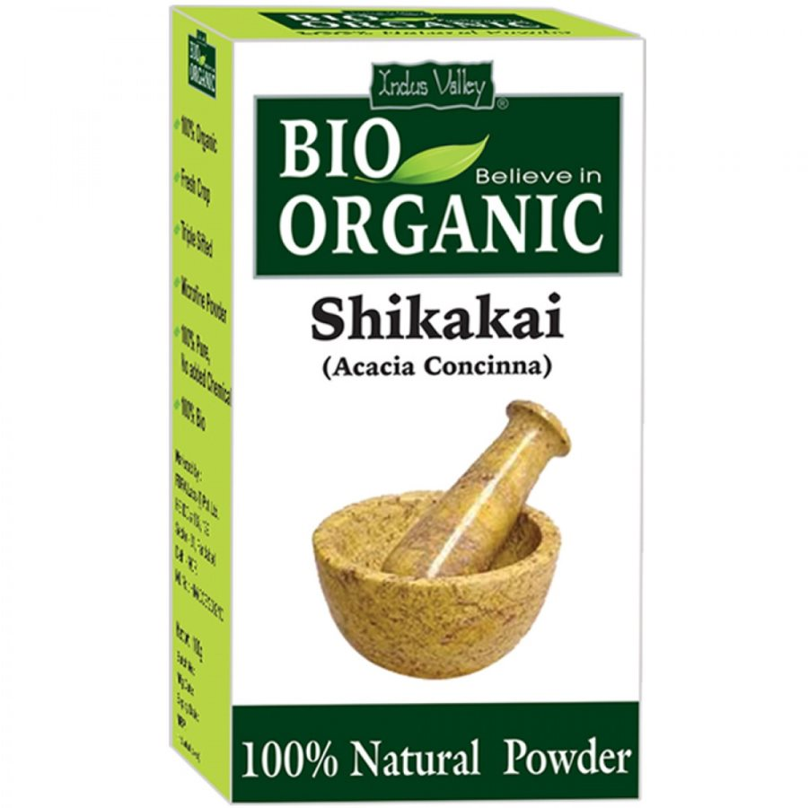 Buy Indus Valley Bio Organic Shikkakai Powder online Australia [ AU ]