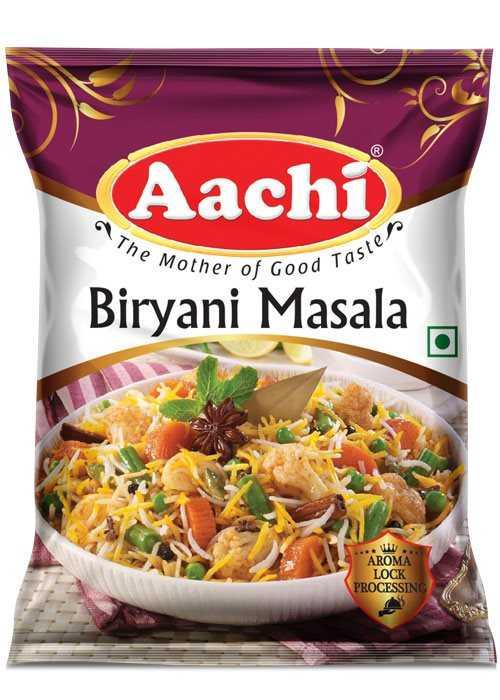 Buy Aachi Briyani Masala - 50 gms online Switzerland [ CH ]