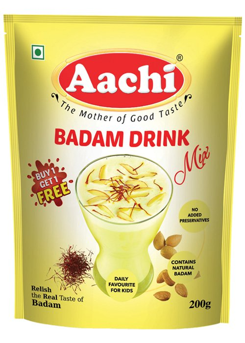 Buy Aachi Badam Drink Mix online United States of America [ USA ]