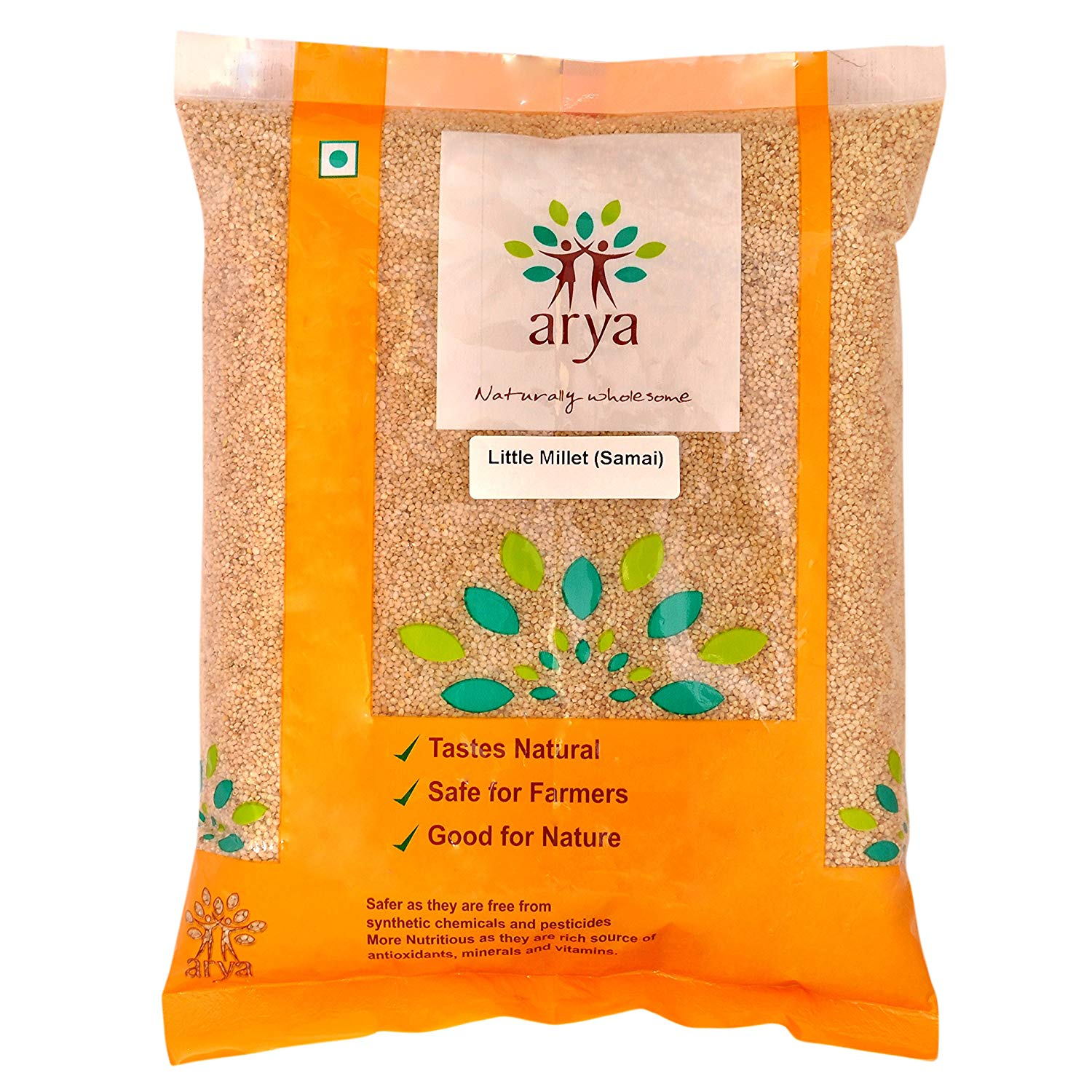 Buy Arya Farm Organic Little Millet Online MY