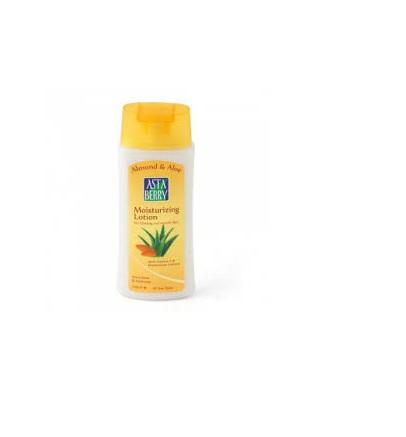 Buy Astaberry Almond & Aloe Moisturizing Lotion Online MY