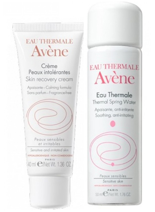 Buy Avene Skin Routine For Allergic Skin Kit Online MY