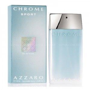 Buy Azzaro Chrome Sport for Men EDT Online MY