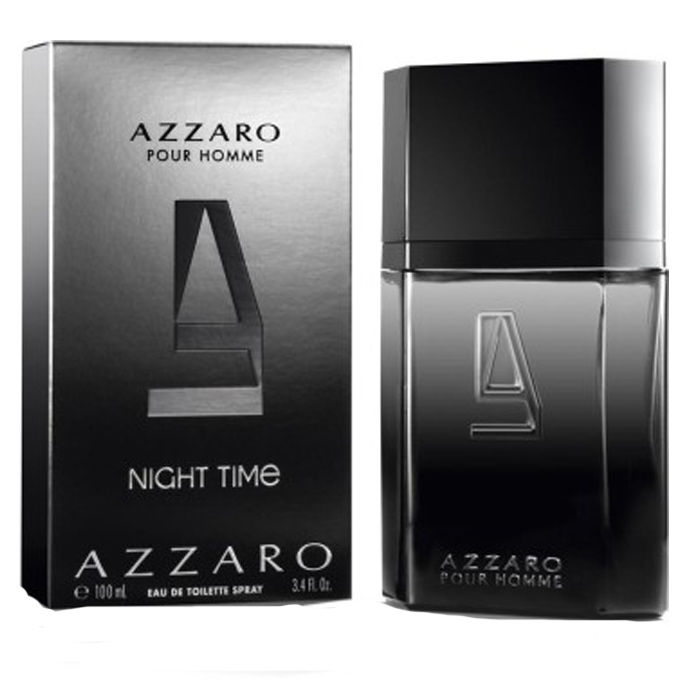 Buy Azzaro Night Time for Him EDT Online MY