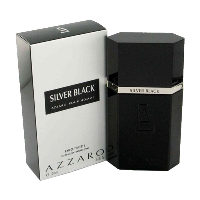 Buy Azzaro Silver Black for Men EDT Online MY