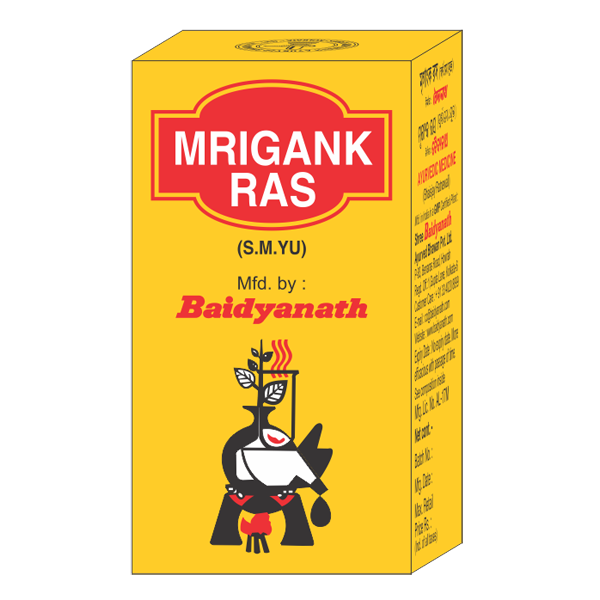 Buy Baidyanath Mrigank Ras Online MY