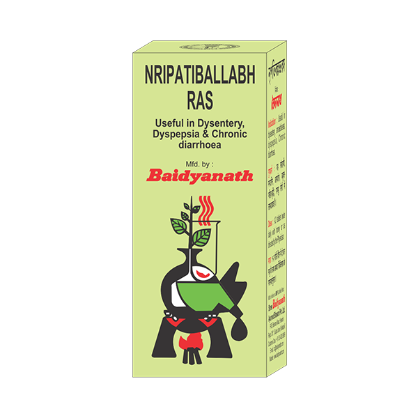 Buy Baidyanath Nripatiballabha Ras Online MY