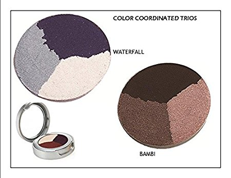 Buy Beauty Sensation Cosmetics Waterfall and Bambi (6) Colors in two eye pots Online MY