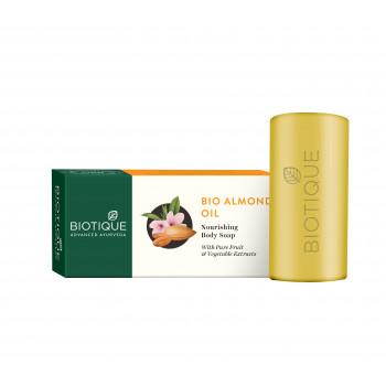 Biotique Bio Almond Oil Nourishing Body Soap Buy Biotique Bio