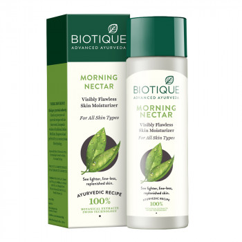Buy Biotique Bio Morning Nectar Flawless Skin Lotion - 190 ml Online MY
