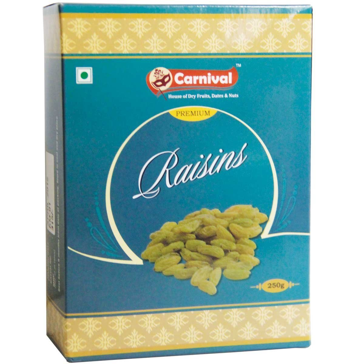 Buy Carnival Green Afghan Raisins Online MY