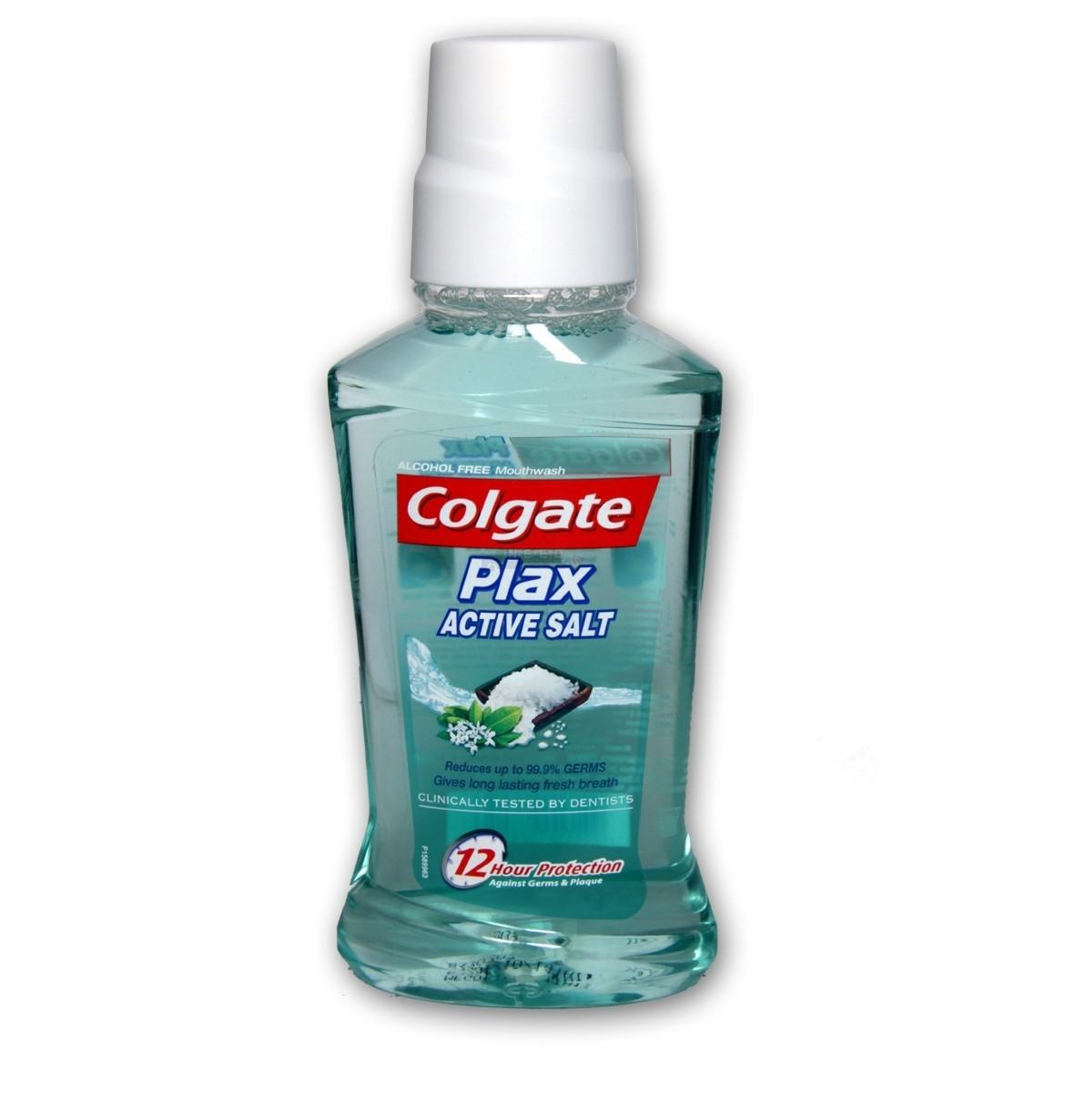 Buy Colgate Plax Active Salt Mouthwash Online MY