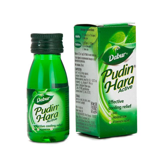 Buy Dabur Pudin Hara Active - 30 ml Online MY