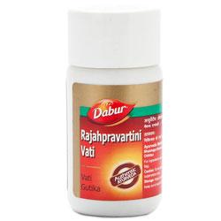 Buy Dabur Rajah Pravartini Vati Online MY
