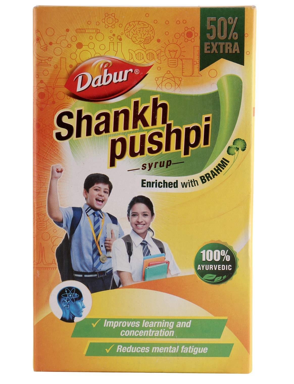 Buy Dabur Shankha Pushpi Syrup Online MY