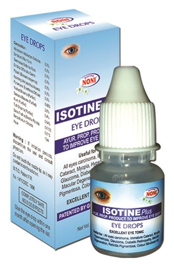 Buy Divine Noni Isotine Plus Eye Drop Online FR