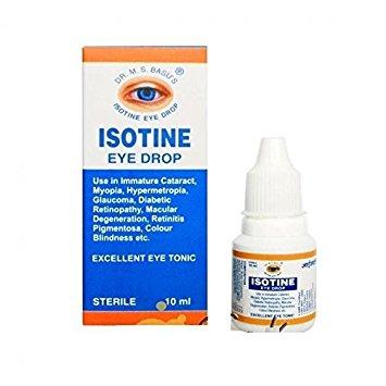 Buy Isotine Plus Eye Drop Online FR