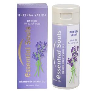 Acheter Essential Souls Bhringa Vatika Hair Oil Online FR