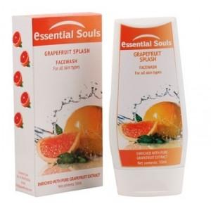 Buy Essential Souls Grape Fruit Splash - Face Wash Online FR