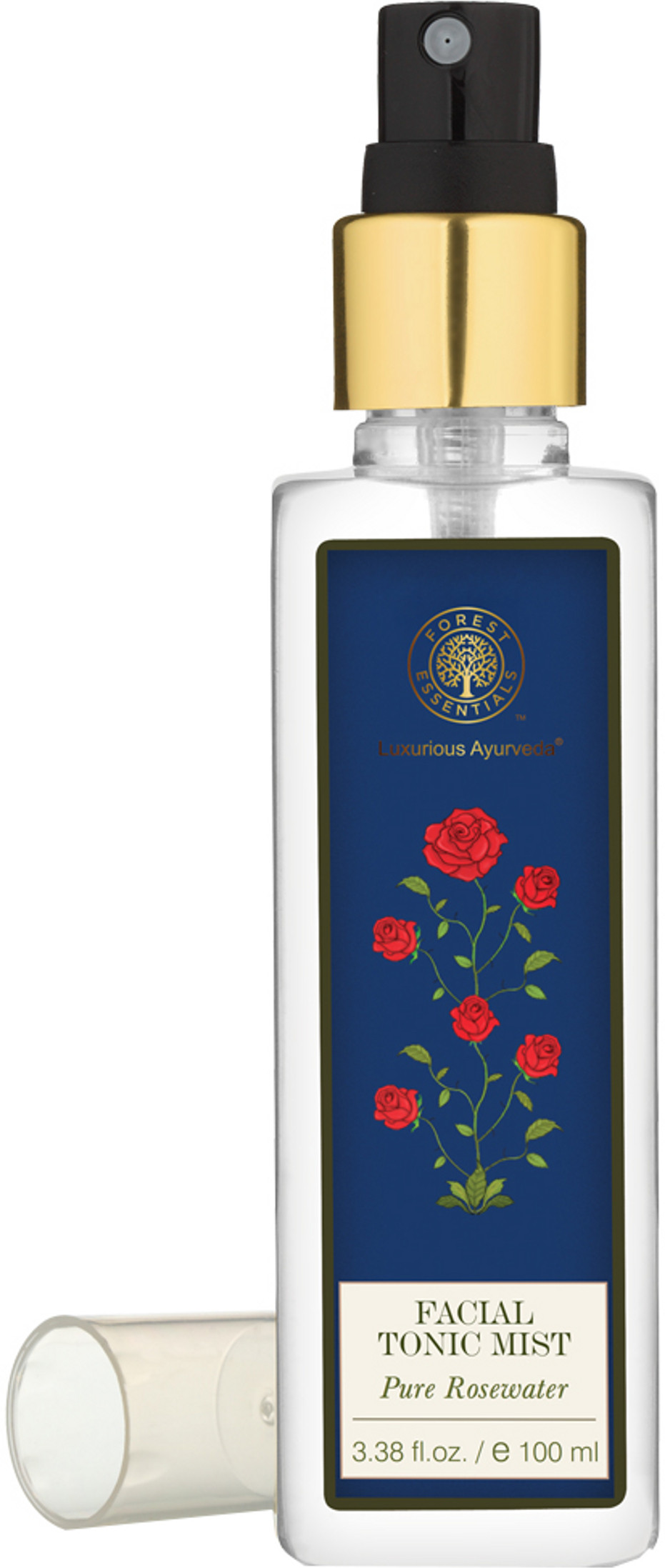 Buy Forest Essentials Facial Pure Rosewater Tonic Mist Online MY