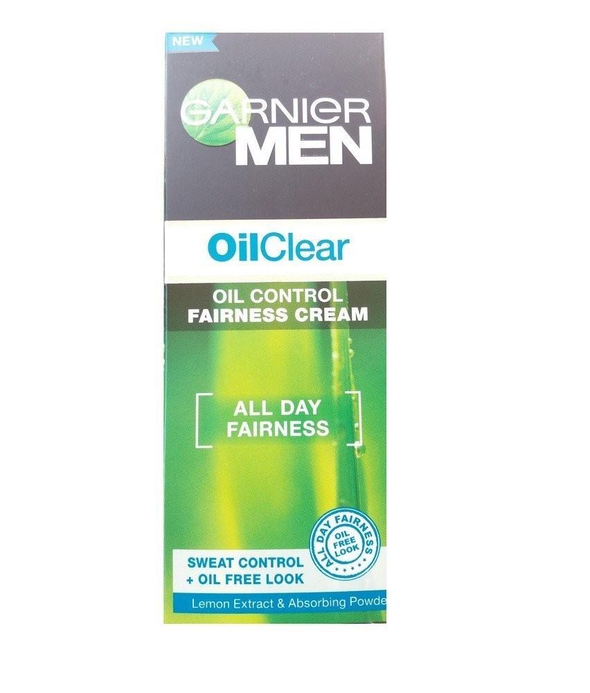 Buy Garnier Men Oil Clear Sweat + Oil Control Moisturiser Online MY