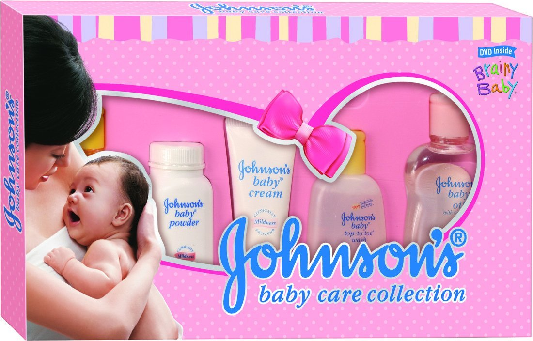 Buy Johnson's Baby Deluxe Kit Online MY