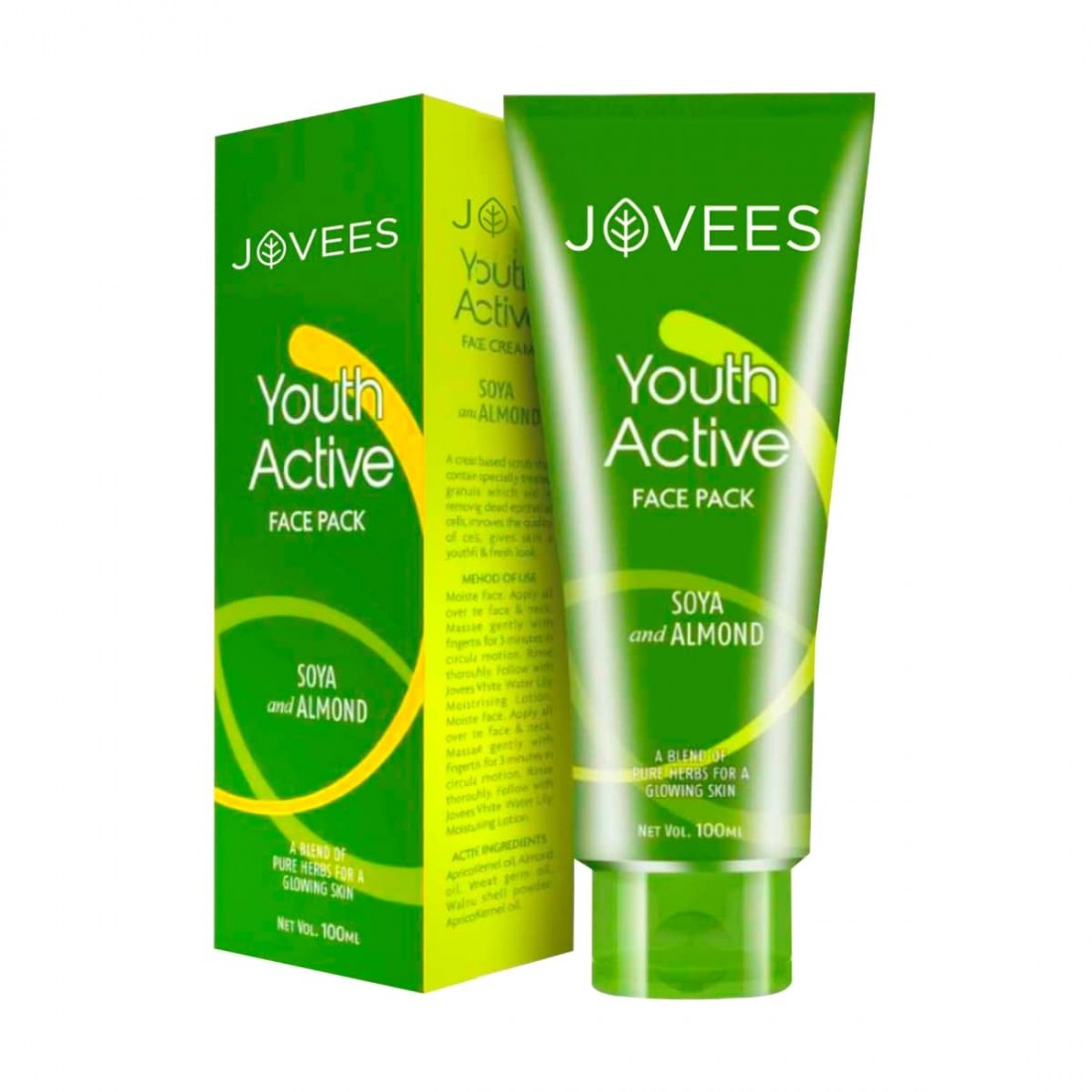 Buy Jovees Youth Active Face Pack Online MY