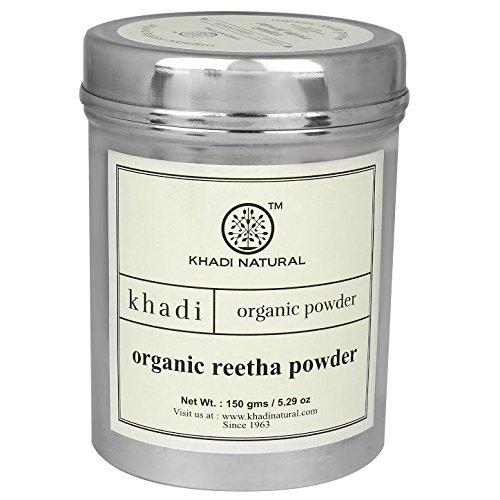 Buy Khadi Natural Herbal Organic Reetha Powder En ligne FR