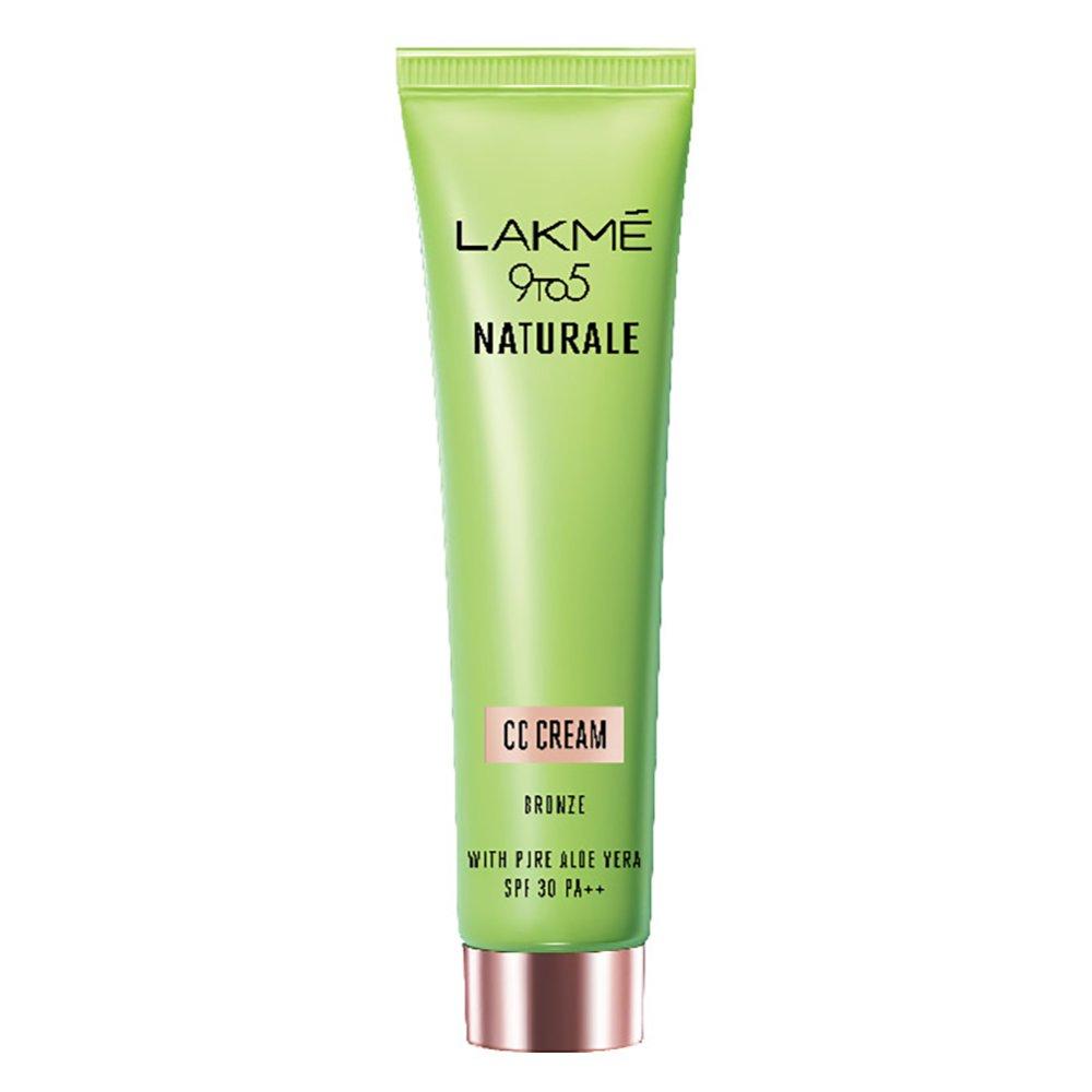 Buy Lakme 9 to 5 Naturale CC Cream Bronze Online MY