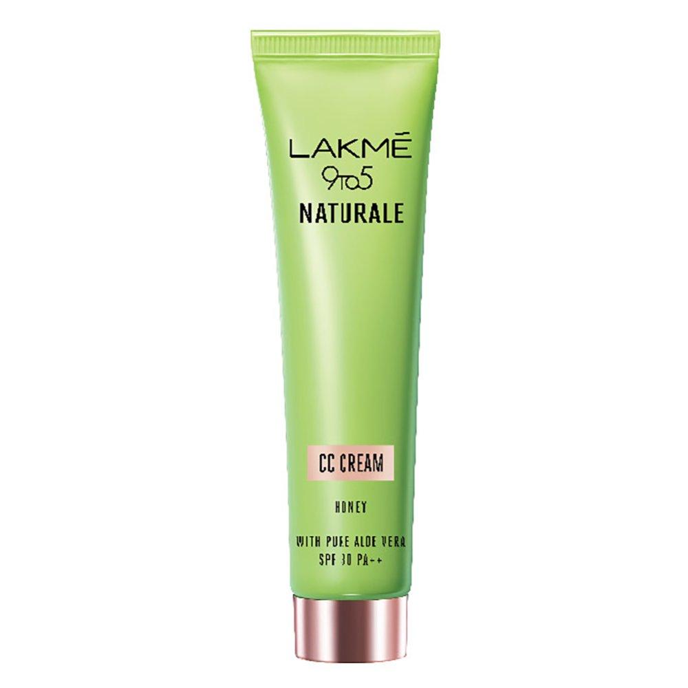 Buy Lakme 9 to 5 Naturale CC Cream Honey Online MY