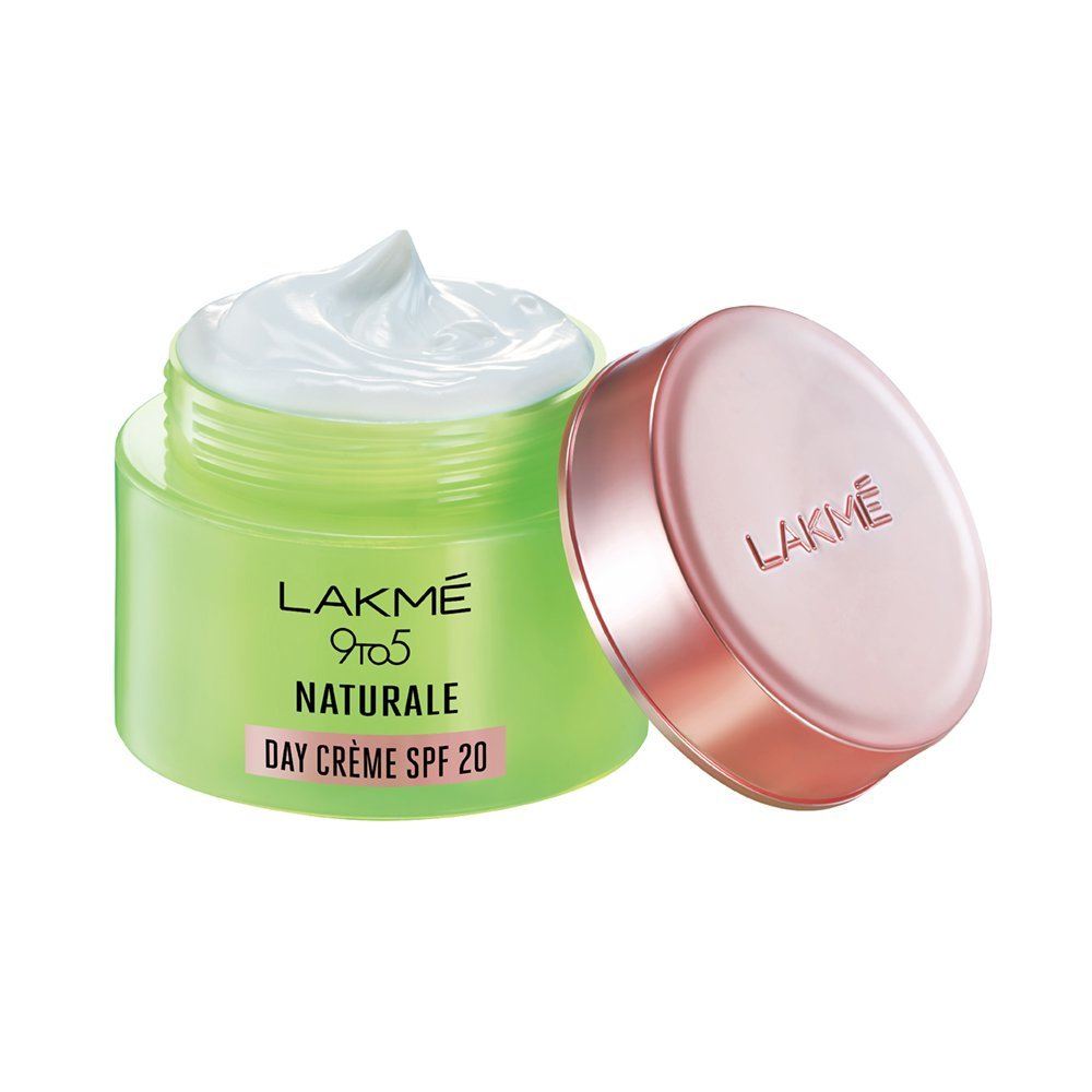 Buy Lakme 9 to 5 Naturale Day Creme SPF 20 Online MY
